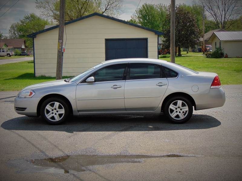 2008 Chevrolet Impala for sale at X-Treme Powersports in Webb City MO