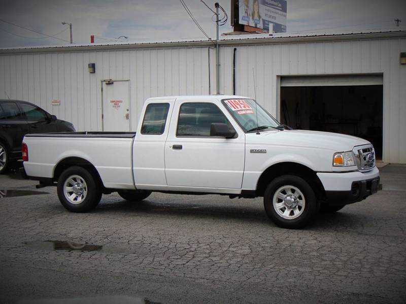 2011 Ford Ranger for sale at X-Treme Powersports in Webb City MO