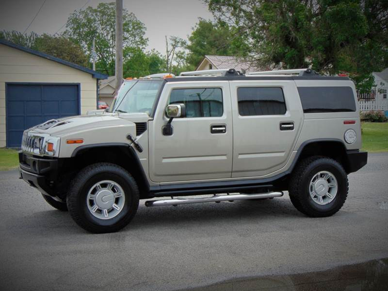 2005 HUMMER H2 for sale at X-Treme Powersports in Webb City MO
