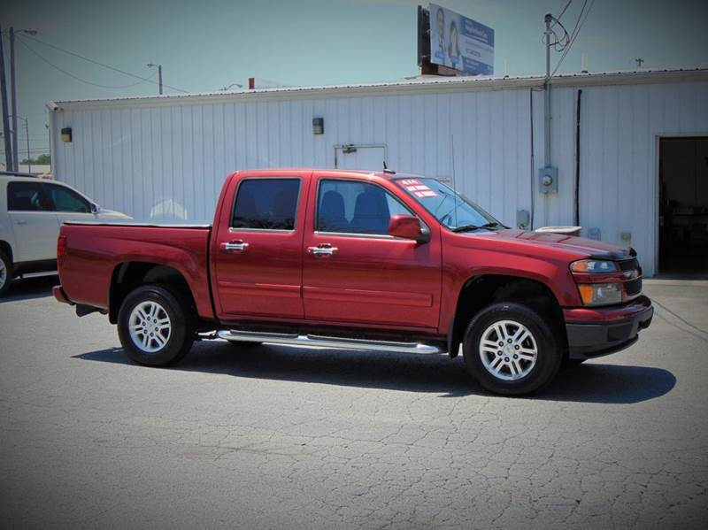 2010 Chevrolet Colorado for sale at X-Treme Powersports in Webb City MO