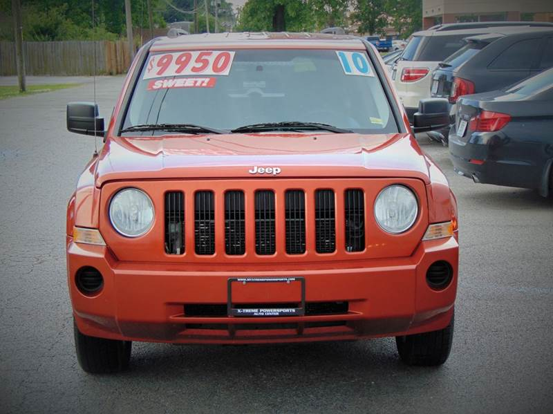 2010 Jeep Patriot for sale at X-Treme Powersports in Webb City MO
