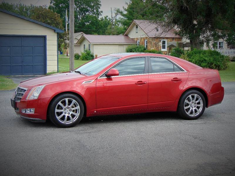2008 Cadillac CTS for sale at X-Treme Powersports in Webb City MO