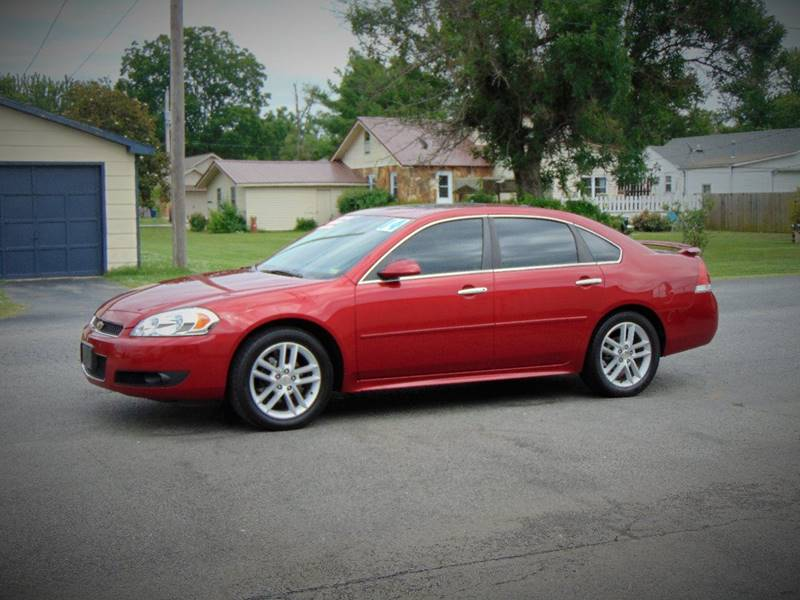 2014 Chevrolet Impala Limited for sale at X-Treme Powersports in Webb City MO