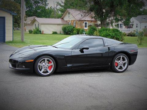 2007 Chevrolet Corvette for sale at X-Treme Powersports in Webb City MO