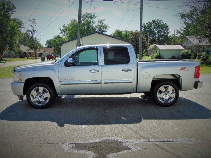 2010 Chevrolet Silverado 1500 for sale at X-Treme Powersports in Webb City MO