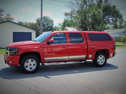 2009 Chevrolet Silverado 1500 for sale at X-Treme Powersports in Webb City MO