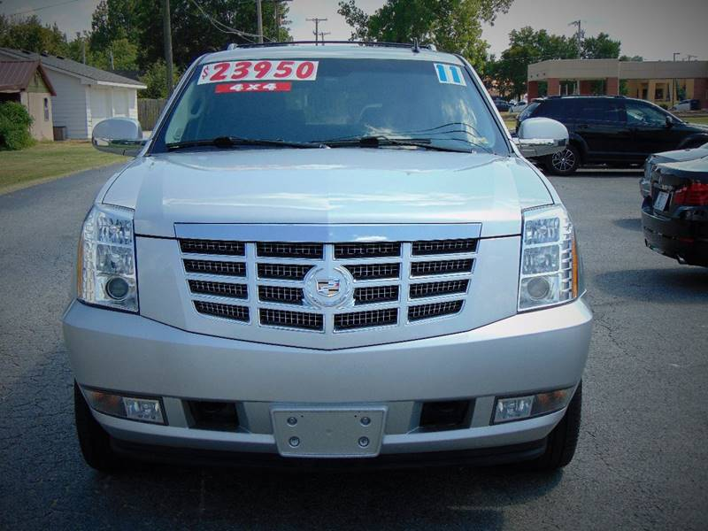 2011 Cadillac Escalade for sale at X-Treme Powersports in Webb City MO