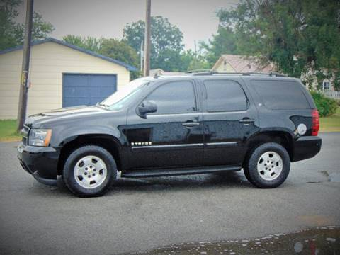 2007 Chevrolet Tahoe for sale at X-Treme Powersports in Webb City MO