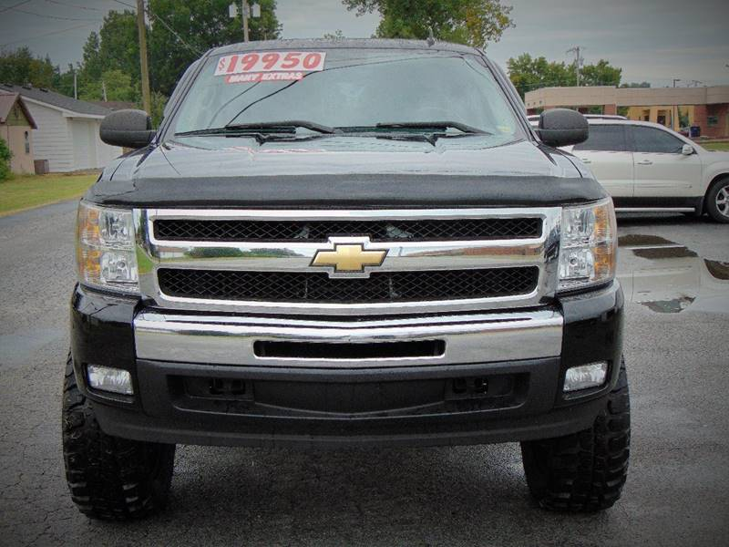 2011 Chevrolet Silverado 1500 for sale at X-Treme Powersports in Webb City MO