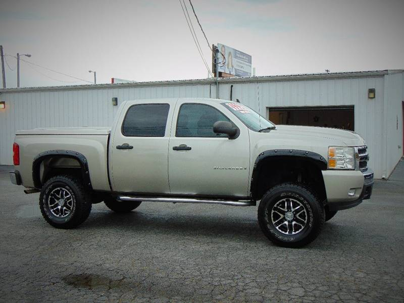 2008 Chevrolet Silverado 1500 for sale at X-Treme Powersports in Webb City MO
