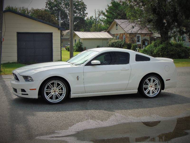2013 Ford Mustang for sale at X-Treme Powersports in Webb City MO