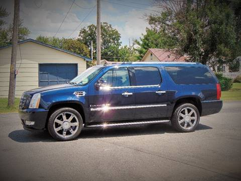 2007 Cadillac Escalade ESV for sale at X-Treme Powersports in Webb City MO