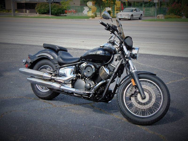 2008 Yamaha V-Star for sale at X-Treme Powersports in Webb City MO