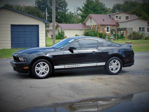 2011 Ford Mustang for sale at X-Treme Powersports in Webb City MO