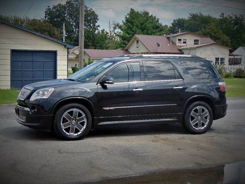 2011 GMC Acadia for sale at X-Treme Powersports in Webb City MO