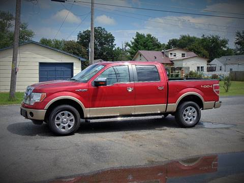 2012 Ford F-150 for sale at X-Treme Powersports in Webb City MO