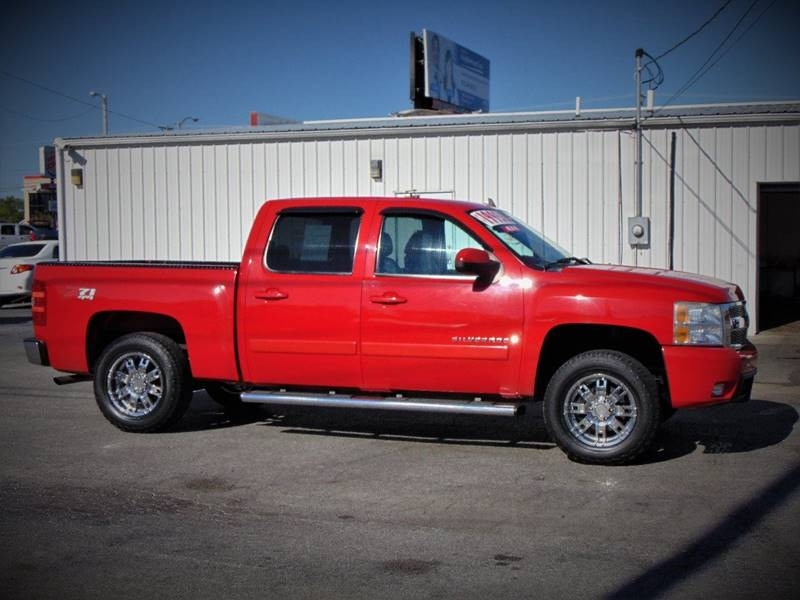 2007 Chevrolet Silverado 1500 for sale at X-Treme Powersports in Webb City MO