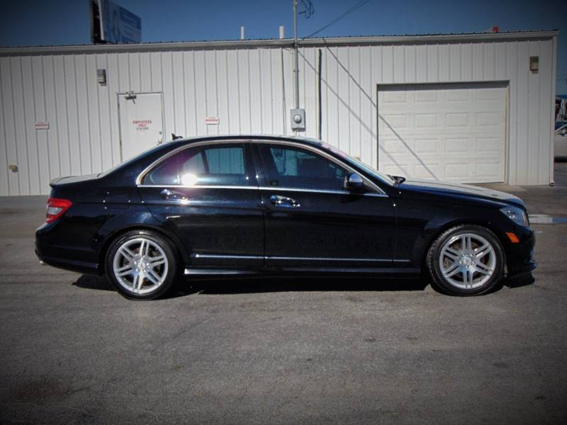 2008 Mercedes-Benz C-Class for sale at X-Treme Powersports in Webb City MO