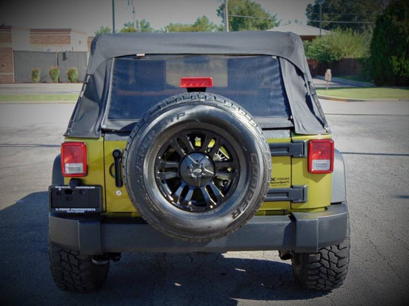 2010 Jeep Wrangler for sale at X-Treme Powersports in Webb City MO