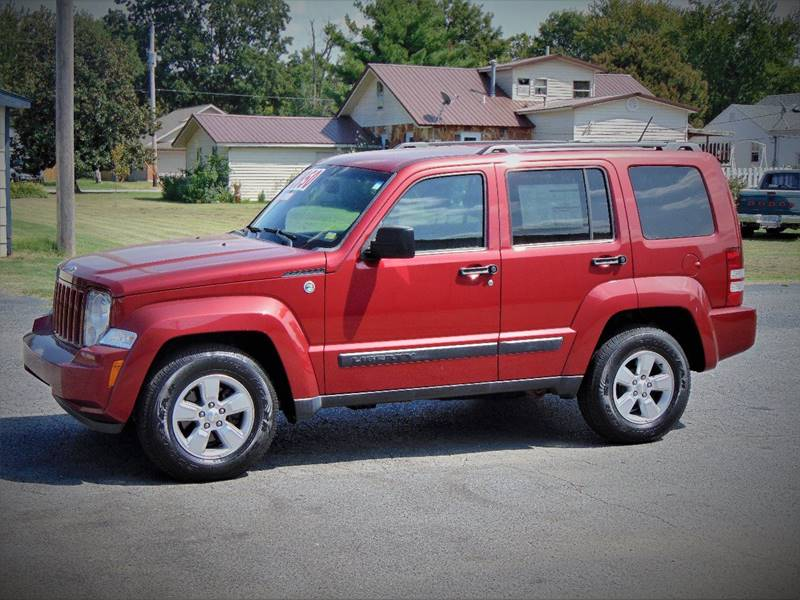 2012 Jeep Liberty for sale at X-Treme Powersports in Webb City MO