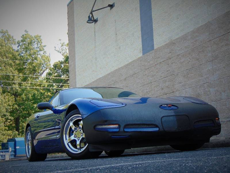 2002 Chevrolet Corvette for sale at X-Treme Powersports in Webb City MO