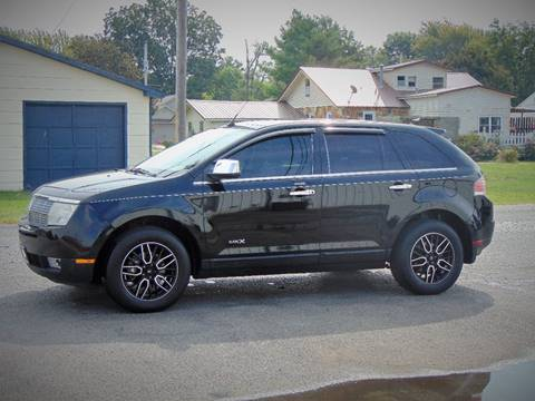 2007 Lincoln MKX for sale at X-Treme Powersports in Webb City MO
