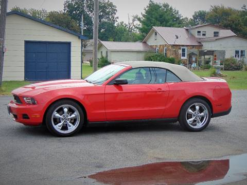 2010 Ford Mustang for sale at X-Treme Powersports in Webb City MO