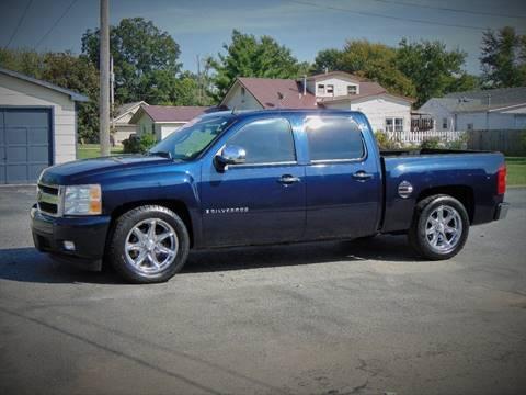 2007 Chevrolet Silverado 1500 for sale in Webb City, MO