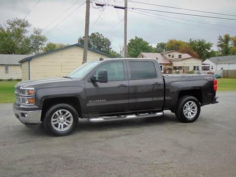 2014 Chevrolet Silverado 1500 for sale in Webb City, MO