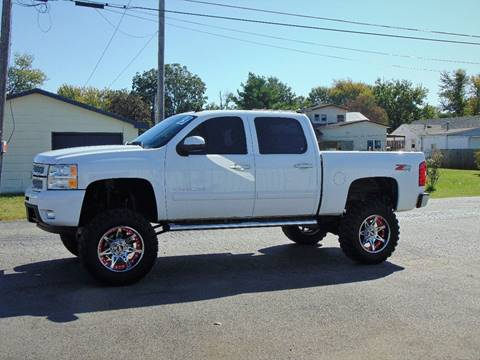 2013 Chevrolet Silverado 1500 for sale at X-Treme Powersports in Webb City MO