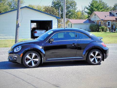 2014 Volkswagen Beetle for sale at X-Treme Powersports in Webb City MO