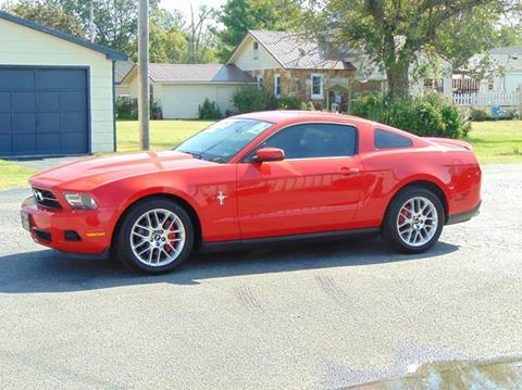 2012 Ford Mustang for sale at X-Treme Powersports in Webb City MO