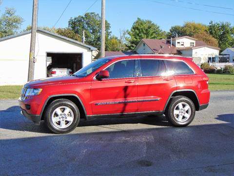 2011 Jeep Grand Cherokee for sale at X-Treme Powersports in Webb City MO