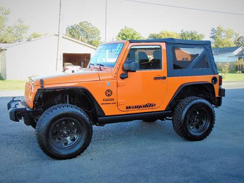 2013 Jeep Wrangler for sale at X-Treme Powersports in Webb City MO