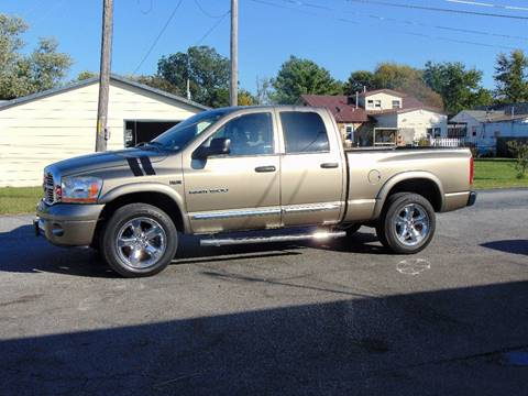2006 Dodge Ram Pickup 1500 for sale at X-Treme Powersports in Webb City MO