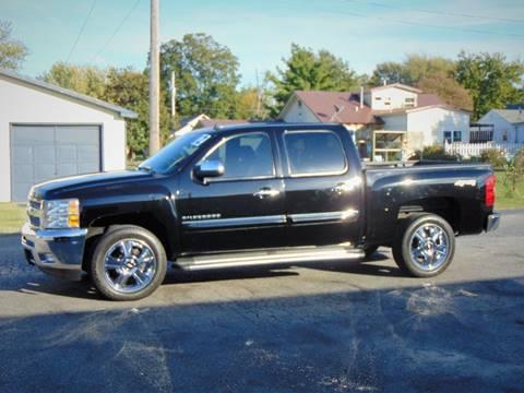 2012 Chevrolet Silverado 1500 for sale in Webb City, MO