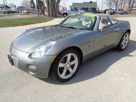 2006 Pontiac Solstice for sale in Waukesha, WI