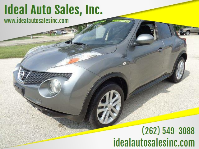 2011 Nissan Juke SV 4dr Crossover 6M In Waukesha WI - Ideal