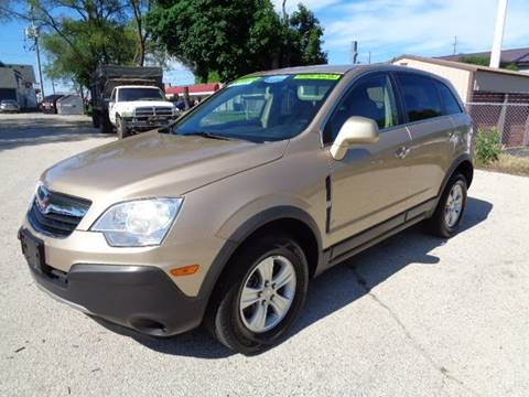 2008 Saturn Vue for sale at Ideal Auto Sales, Inc. in Waukesha WI