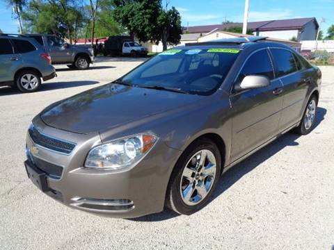 2010 Chevrolet Malibu for sale at Ideal Auto Sales, Inc. in Waukesha WI
