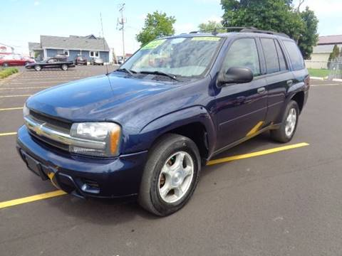 Cars For Sale In Wisconsin >> 2007 Chevrolet Trailblazer For Sale In Waukesha Wi