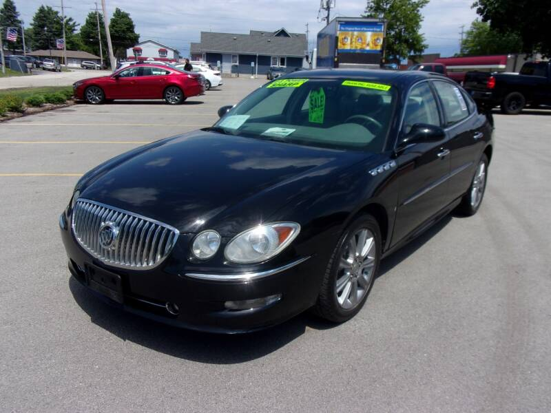 2008 Buick LaCrosse for sale at Ideal Auto Sales, Inc. in Waukesha WI