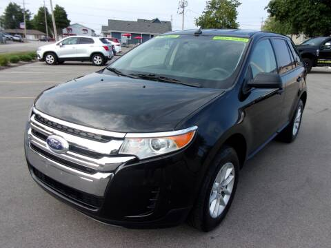 2013 Ford Edge for sale at Ideal Auto Sales, Inc. in Waukesha WI
