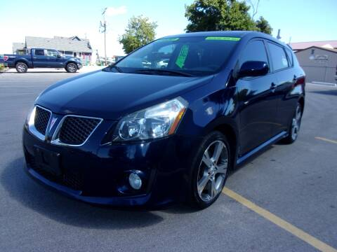 2009 Pontiac Vibe for sale at Ideal Auto Sales, Inc. in Waukesha WI