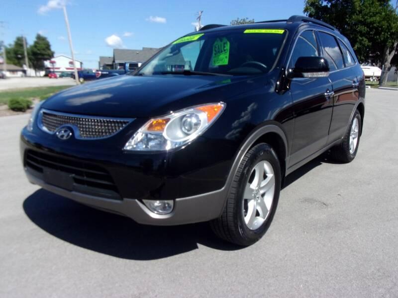2010 Hyundai Veracruz for sale at Ideal Auto Sales, Inc. in Waukesha WI