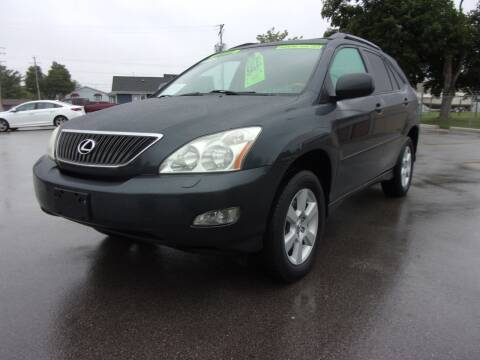 2005 Lexus RX 330 for sale at Ideal Auto Sales, Inc. in Waukesha WI