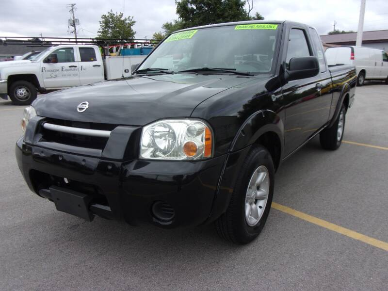 2004 Nissan Frontier for sale at Ideal Auto Sales, Inc. in Waukesha WI