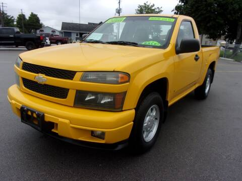 2006 Chevrolet Colorado for sale at Ideal Auto Sales, Inc. in Waukesha WI