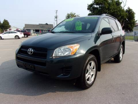2010 Toyota RAV4 for sale at Ideal Auto Sales, Inc. in Waukesha WI