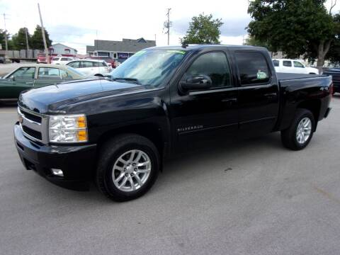 2011 Chevrolet Silverado 1500 for sale at Ideal Auto Sales, Inc. in Waukesha WI
